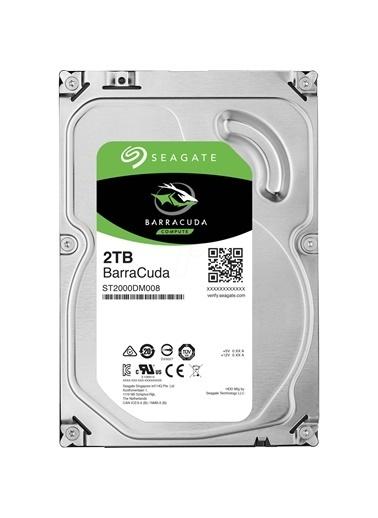 Seagate Seagate Barracuda 2Tb 7200Rpm 256Mb Sabit Disk St2000Dm008 Renkli